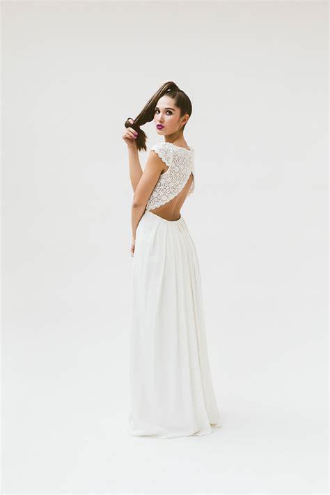 Brautkleid Modern Schlicht by Brautkleid Schlicht Modern Alle Guten Ideen 252 Ber Die Ehe