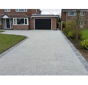 Resin Bound Driveway Hull  Block Paving