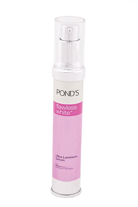 Ponds Flawless White Luminous Serum ponds flawless serum 30ml daftar update harga terbaru