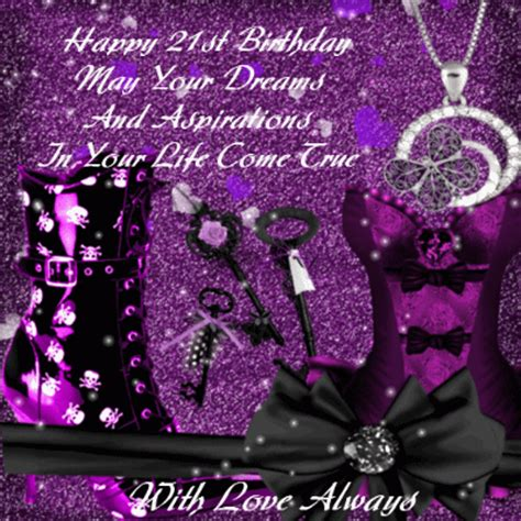 Is Beautiful 21 happy 21st birthday free milestones ecards greeting