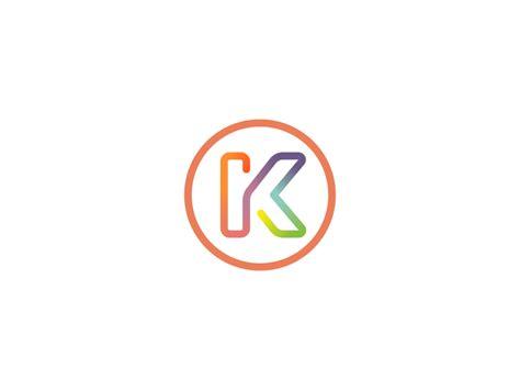 k layout free download k line logo design monogram by dalius stuoka dribbble