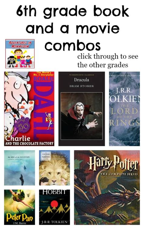 6th grade picture books 50 book combos to read and