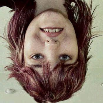 Wajah Personal bagaimana wajah sebenarnya gambar wanita terbalik ini topik warna warni