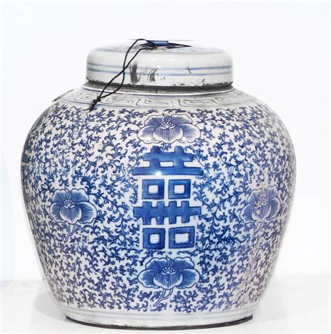 white ginger jar blue and white ginger jar orient house