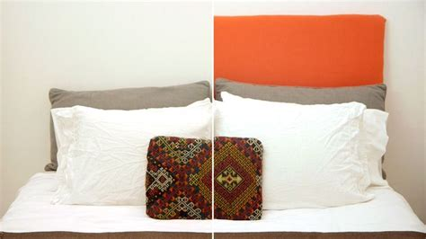 how to make your own headboard and footboard 17 best ideas about make your own headboard on pinterest