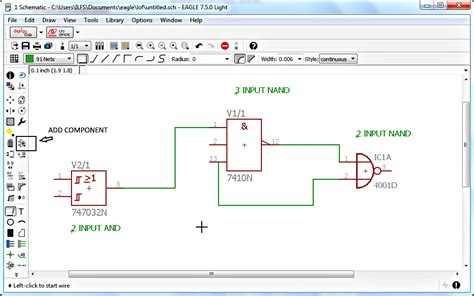 how to draw schema how to draw schematics in eagle wiring diagram