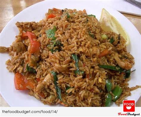 membuat nasi goreng enak sederhana image gallery nasi goreng biasa