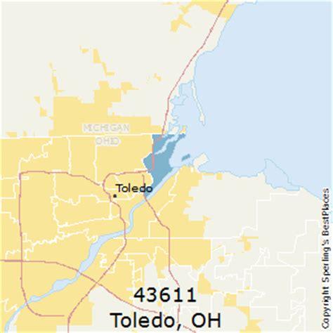 zip code map toledo ohio best places to live in toledo zip 43611 ohio
