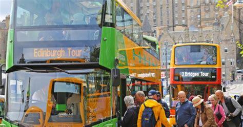 focus transport   year  edinburgh bus tours