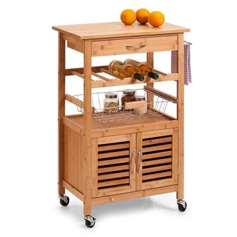 houten keukentrolley houten keukentrolley multi opbergspecialist