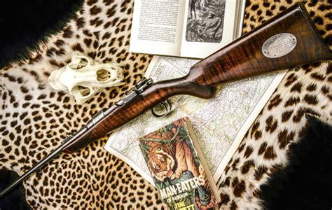 Jim Corbett's rifle   Rigby's London   Shooting Times