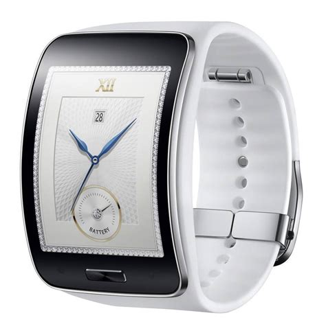 Samsung Gear Samsung Gear S Introduces Curved Screens To Smartwatches Ablogtowatch