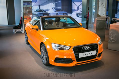 orange audi s3 orange audi a3 convertible orange is the new black