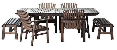 panche da giardino ikea tavoli da giardino ikea tutti i modelli archistyle