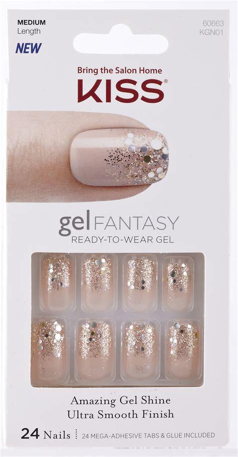 kiss nail products eye lashes fashion avenue news