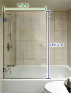 frameless tub screens custom bathtub glass screens