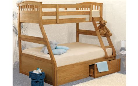 3 Sleeper Bunk Beds With Storage by Bunk Bed Storage Shop For Cheap Beds And Save