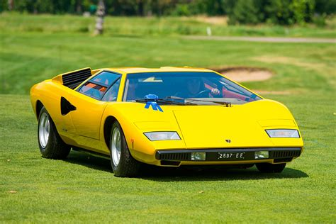Lamborghini Countach Price 1976 Lamborghini Countach Lp400 Periscopo Gallery