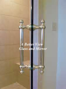 shower door pull handle glass shower door hardware