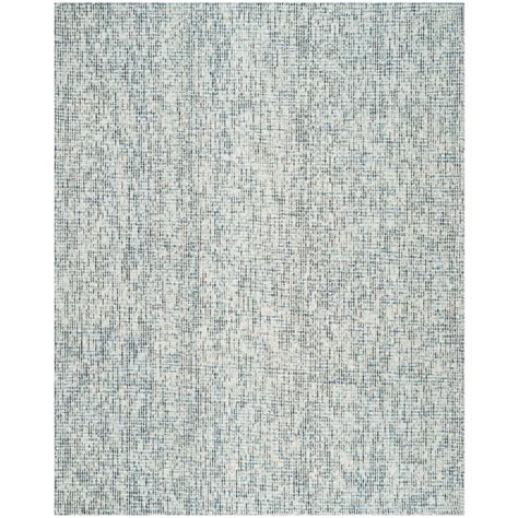 safavieh abstract blue charcoal 8 ft x 10 ft area rug abt468b 8 the home depot