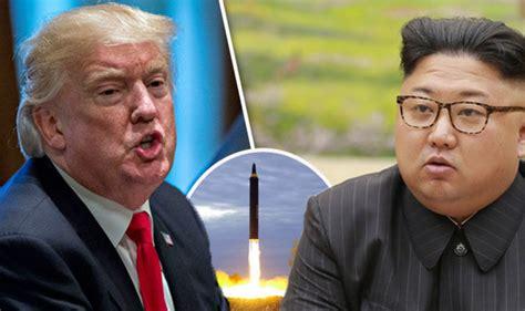 donald trump world war 3 north korea war warning donald trump hints at world war 3
