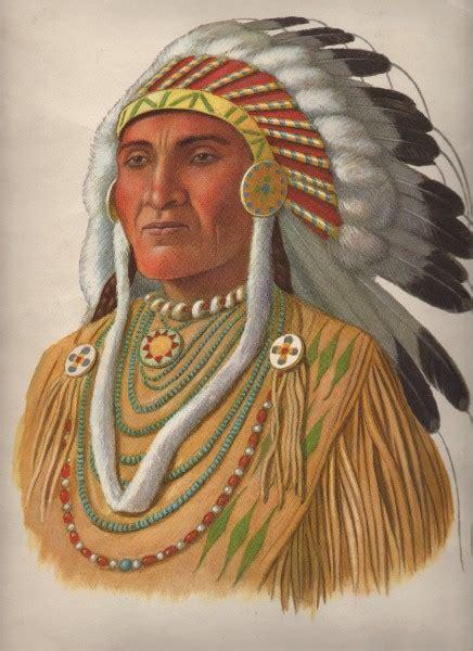 native americanindian chief  graphics fairy