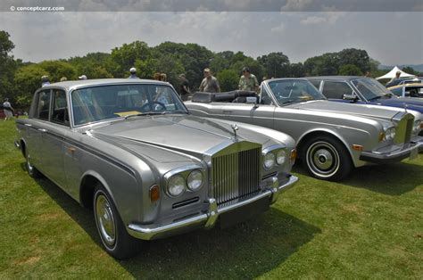 1970 rolls royce silver shadow information and photos