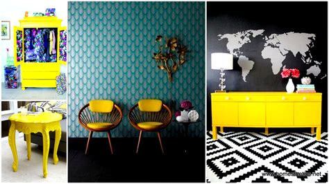 Bright Yellow Chair Design Ideas Paint Your World Bright With Yellow Furniture Ideas