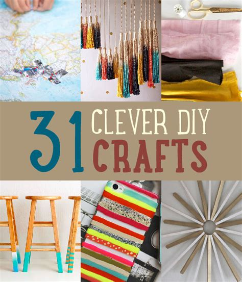 easy diy arts and crafts save on crafts 31 easy diy crafts diy awesomeness