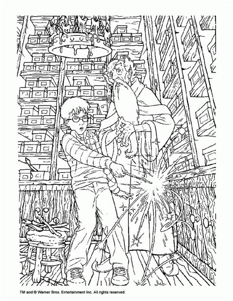best harry potter coloring book harry potter coloring pages ginny coloring home