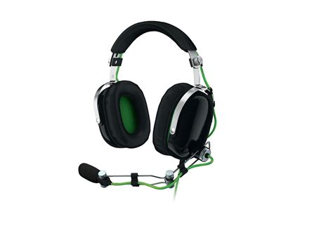 Headset Gaming Razer razer blackshark headset g style magazine