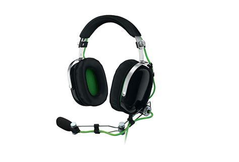 Headset Razer razer blackshark headset g style magazine