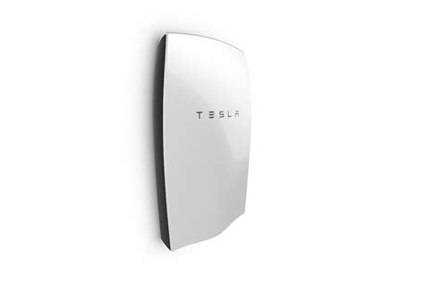 Tesla Battery Tesla Powerwall Home Battery Hypebeast
