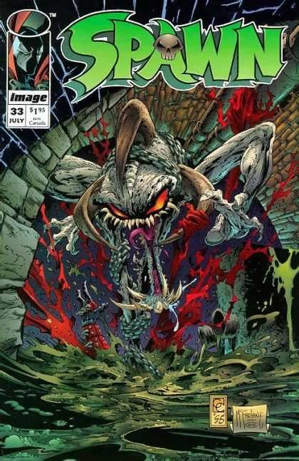 satan s spawn spawn spitfire volume one satan s spawn mc books spawn vol 1 33 image comics database fandom powered by
