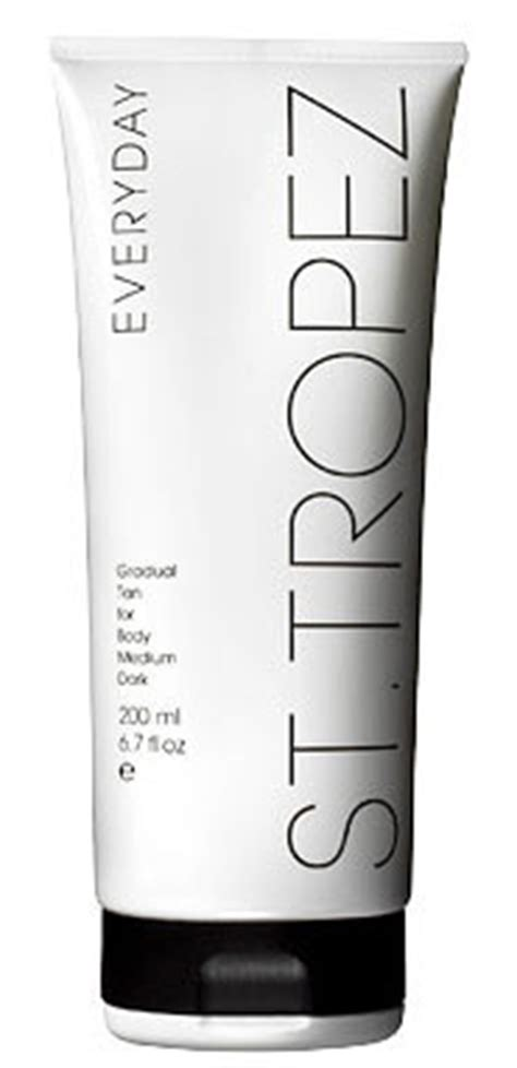 St Tropez Everyday And Makeup by Finds St Tropez Everyday Gradual Self