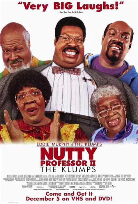 Vcd Original The Nutty Professor Ii Eddie Murphy nutty professor 2 the klumps posters from