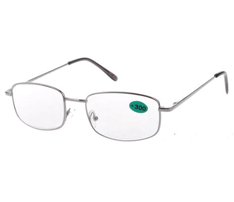 reading glasses metal frame temple r9007 r9007