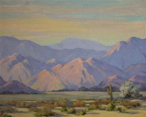 Landscape Yuma Az Antique Ella B Ingle Yuma Arizona Desert Landscape