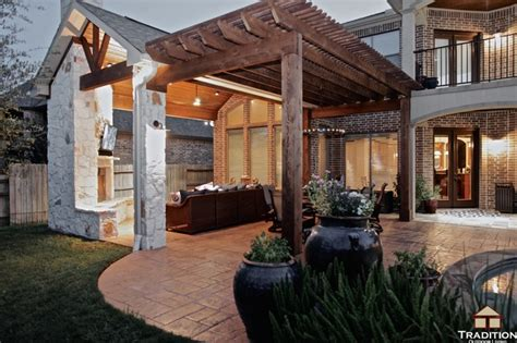 Hearth And Patio Tx Patio Cover Builder Katy Tx Outdoor Living Area