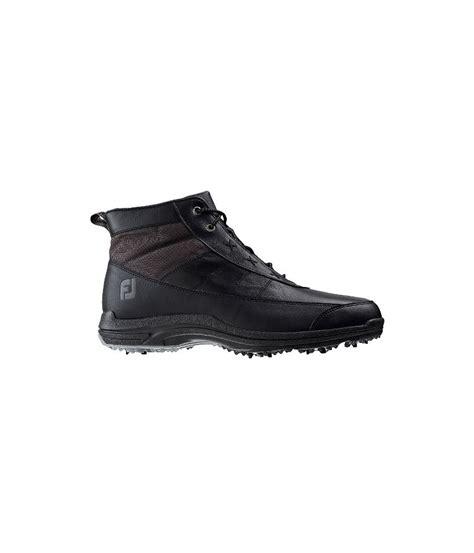 footjoy golf boots mens footjoy mens winter waterproof golf boots golfonline