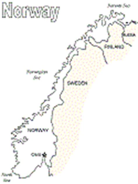 scandinavia map coloring page how to draw norways flag