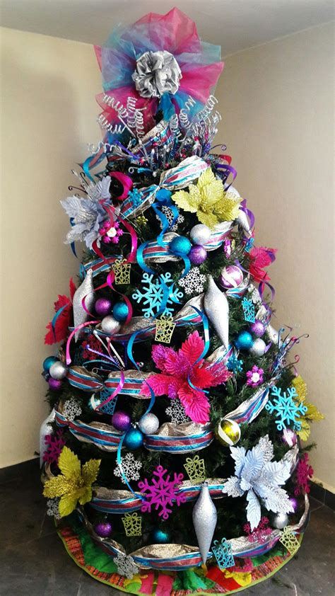 decorados de arboles de navidad 193 rbol de navidad decorado navidad pinterest navidad