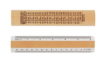 printable ruler with 16ths 0768mm 7 quot optical single bevel metric ruler images frompo