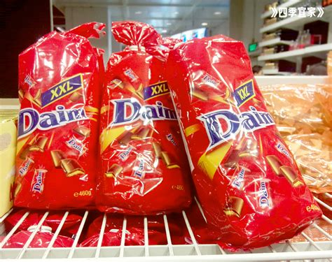 daim chocolate ikea everyday special ikea swedish imports billion zi daim dai
