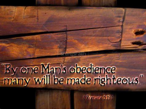 obedience powerpoint sermons