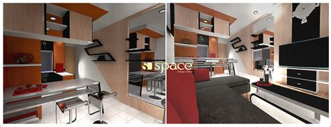 Interior Design For Apartment In Jakarta | interior design apartment at thamrin jakarta indonesia