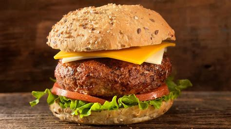 Beef Burger beef burger recipe beef recipes schwartz