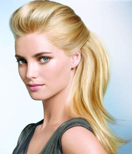 hairstyles for long hair pulled back hairstyles pulled back