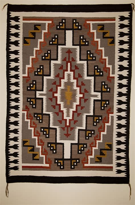 two grey rugs for sale chinle navajo rug