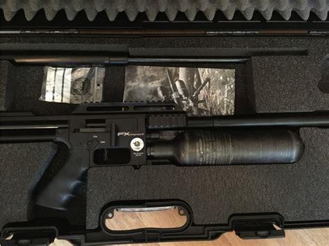 Senapan Pcp Fx Impact Caliber 0177 jual senapan angin import fx impact hitam jual senapan
